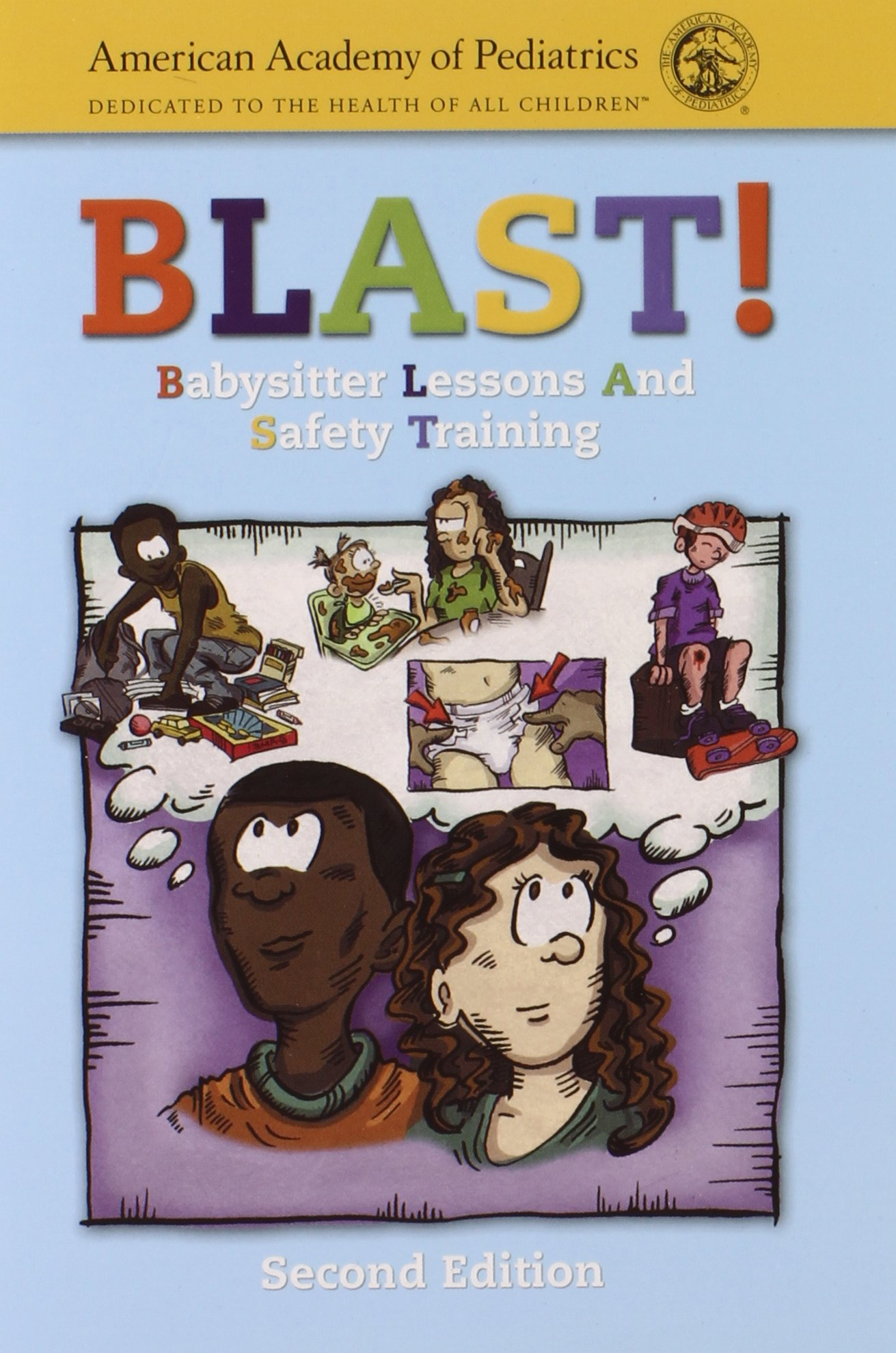 BLAST! (Babysitter Lessons And Safety Training) ebook