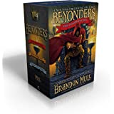 Beyonders The Complete Set: A World Without Heroes; Seeds of Rebellion; Chasing the Prophecy