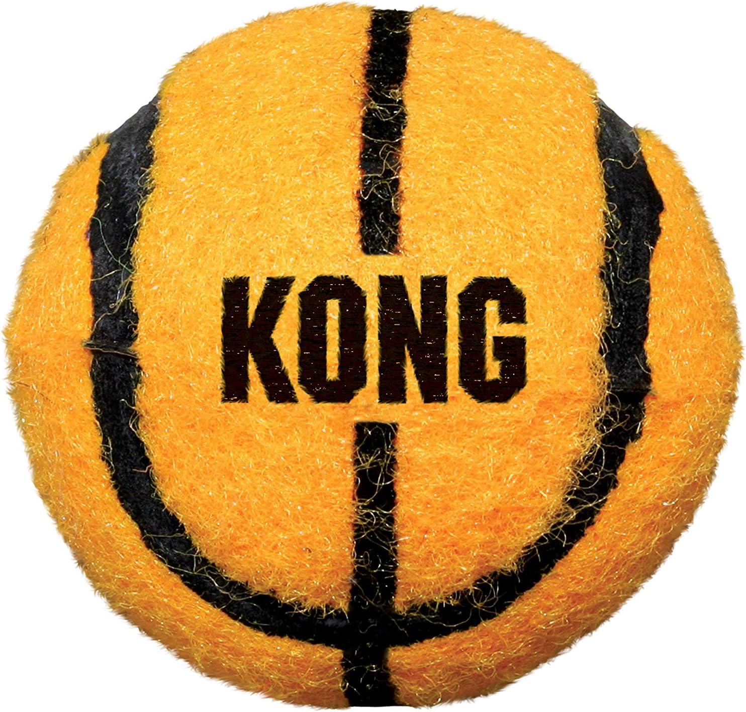 KONG - Sport Balls - Pelotas de caucho para buscar y morder - Raza ...