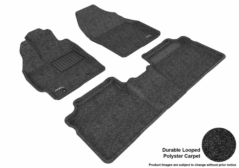 1995 GGBAILEY D2719A-F1A-BK-LP Custom Fit Automotive Carpet Floor Mats for 1994 2001 Kia Sephia Black Loop Driver /& Passenger 1996 2000 1999 1998 1997