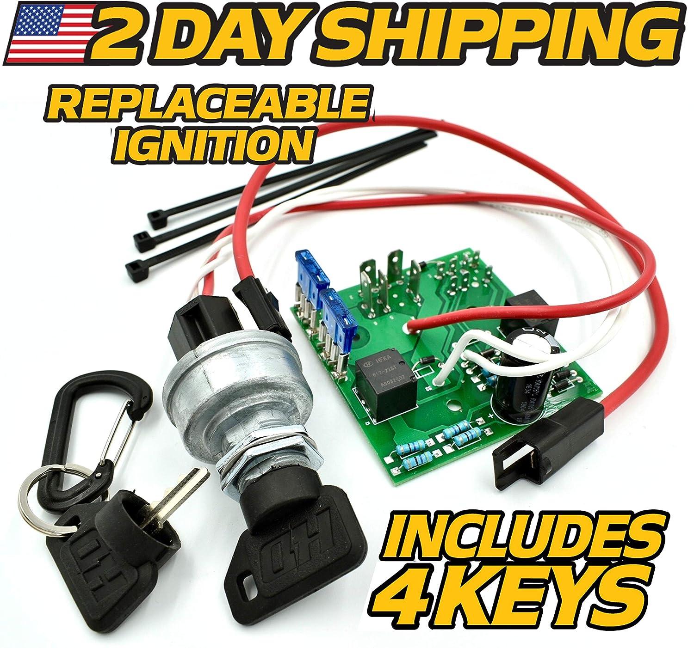 Amazon com : John Deere Starter Ignition Switch Module