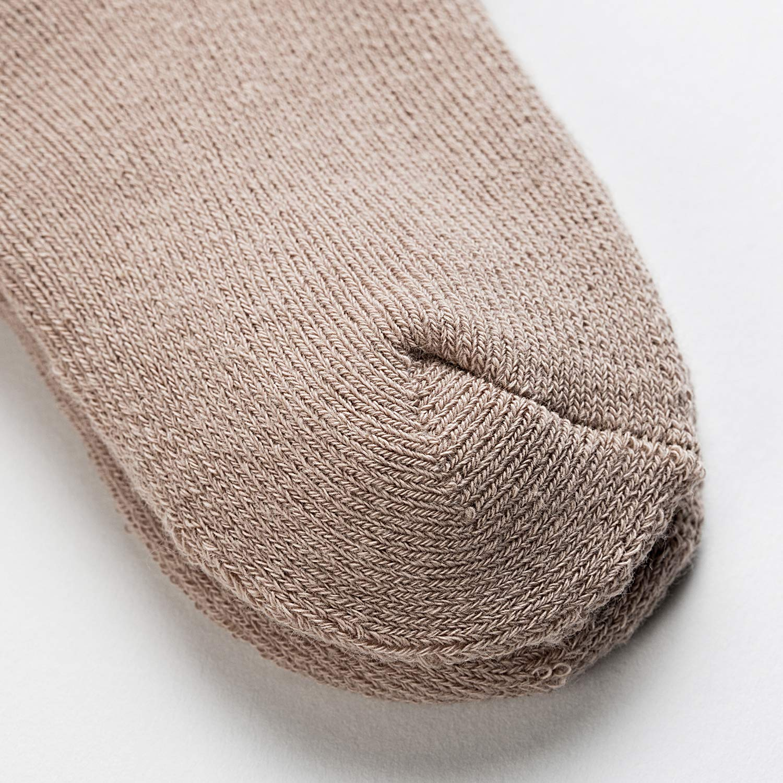 Baby Socken 0-36 Monate Baby M/ädchen Jungen Bauumwolle Socken Set Set 2-6 Pairs, S