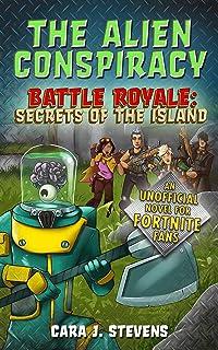 Battle Storm: An Unofficial Novel of Fortnite (Battle Royale
