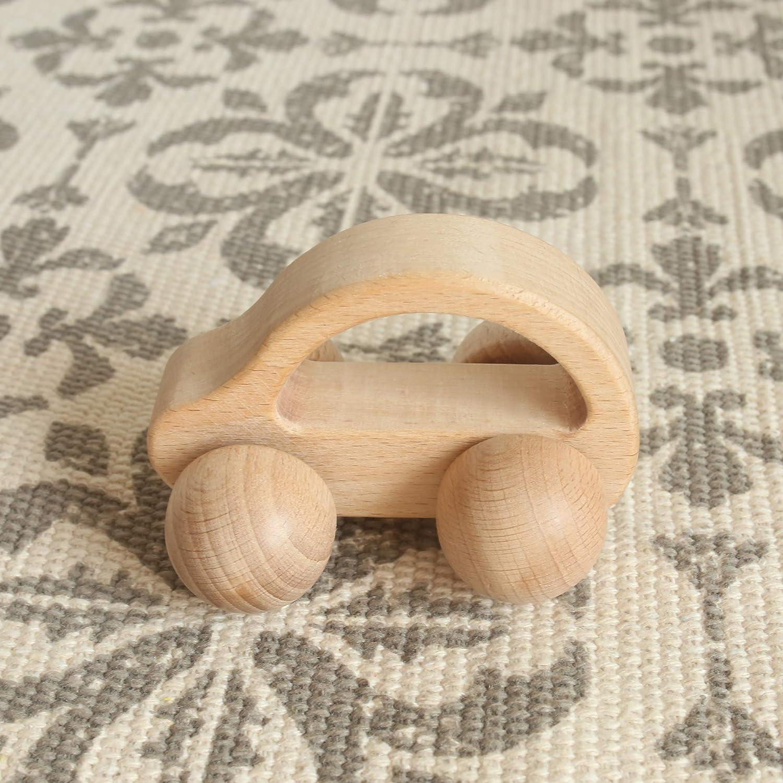 Mamimami Home Baby Spielzeug Teether Spielzeug Montessori Spiel Gym Baby Krippe Spielzeug Buche Wooden Auto Aktivit/ät Gym Spielzeug