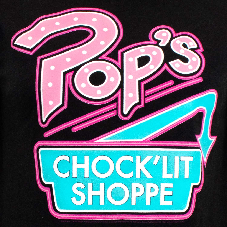 Riverdale Womens Pops Chocklit Shoppe T-Shirt