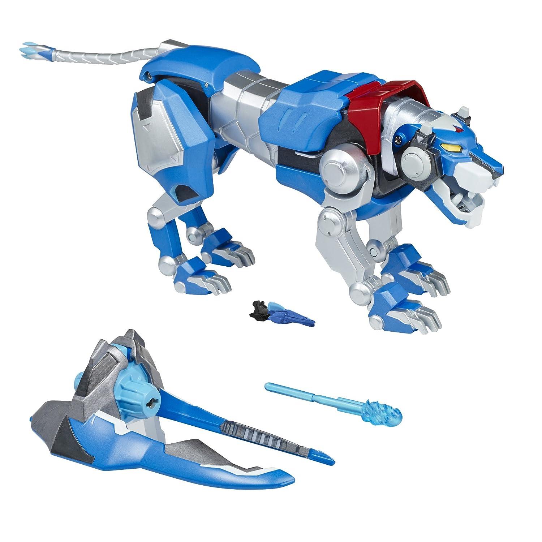 Voltron: Legendary Defender Legendary Blue Lion Figura De Acción Playmates 67003