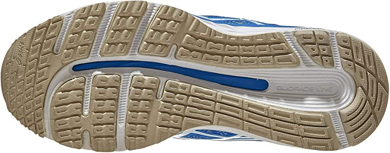ASICS Gel-Cumulus 21 - Zapatillas de correr para hombre, Azul (azul eléctrico/blanco), 46 EU: Amazon.es: Zapatos y complementos