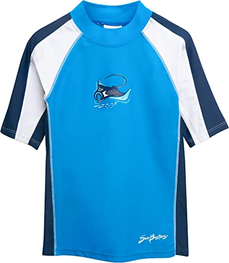 Beach Protection Water Rash Vest Children/'s size 2 to 12 years Lycra Swimming