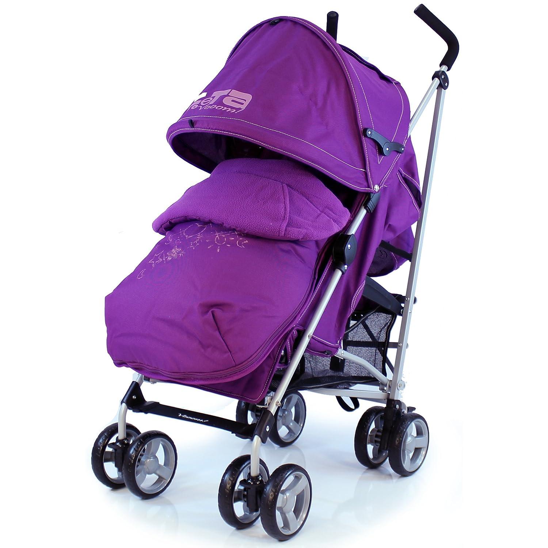 Zeta Vooom Stroller Complete