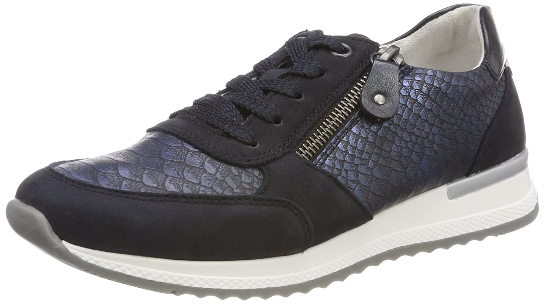 Remonte R7010, Zapatillas para Mujer 40 EU|Azul (Pazifik/Royal/Ozean/Pazifik)
