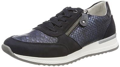 Remonte Damen R7010 Sneaker, Blau (Pazifik/Royal/Ozean), 42 EU
