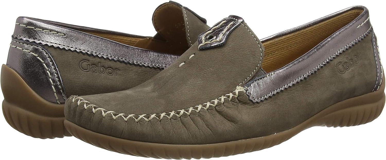 Gabor Shoes Comfort Basic Mocassins Femme