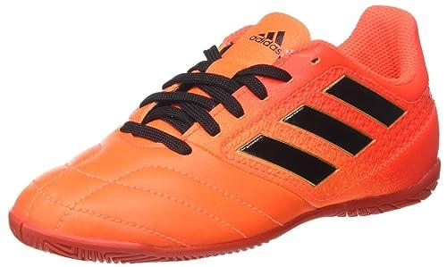 size 40 a8c4b 4b1fc Adidas Ace 17.4 In J, Zapatillas de fútbol Sala Unisex niños  Amazon.es   Zapatos y complementos