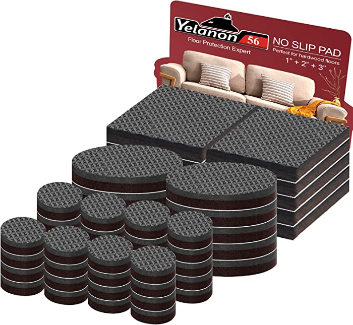 Updated 2021 – Top 10 Non Slip Furniture Pads Small