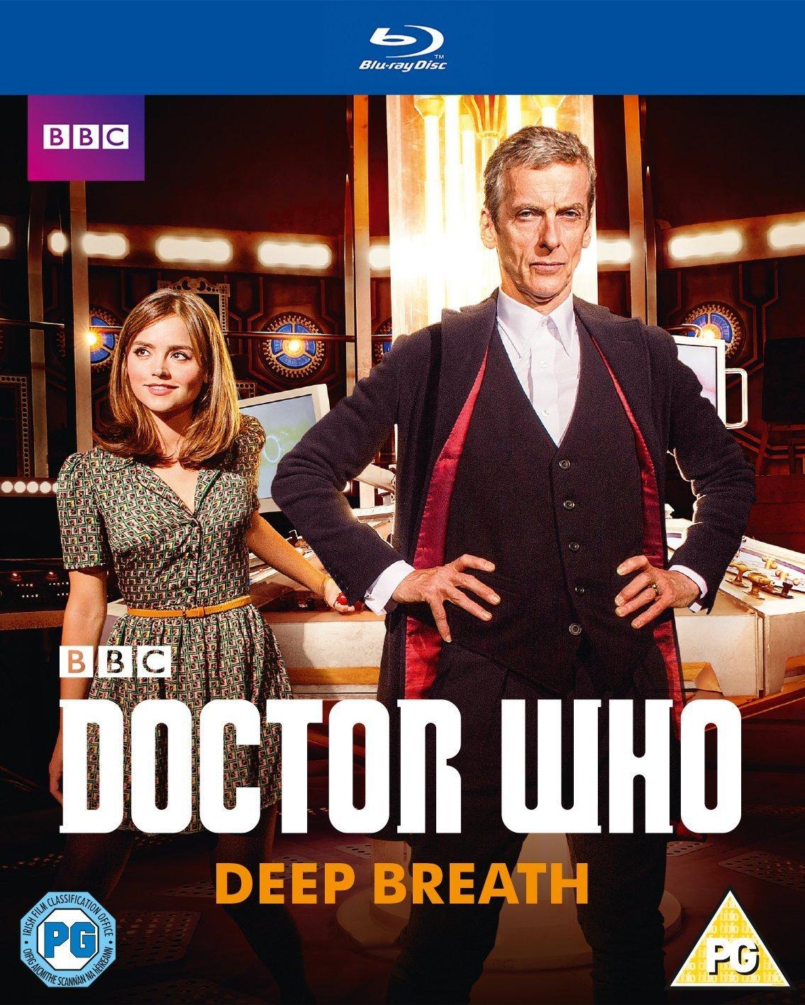 Doctor Who - Deep Breath [Blu-ray]: Amazon.es: Cine y Series TV
