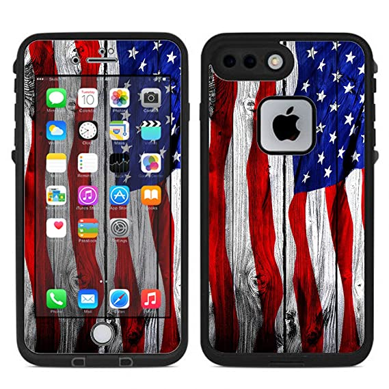 890f647c3e186a Image Unavailable. Image not available for. Color: Skin Decal Vinyl Wrap  for Lifeproof iPhone 7 ...