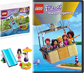 Amazoncom Our Five Best Friends Fun Filled Episodes Lego Always
