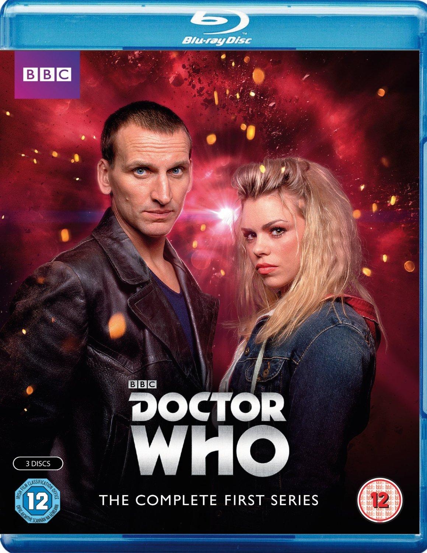 Doctor Who - Season 1 [Blu-ray]: Amazon.es: Cine y Series TV