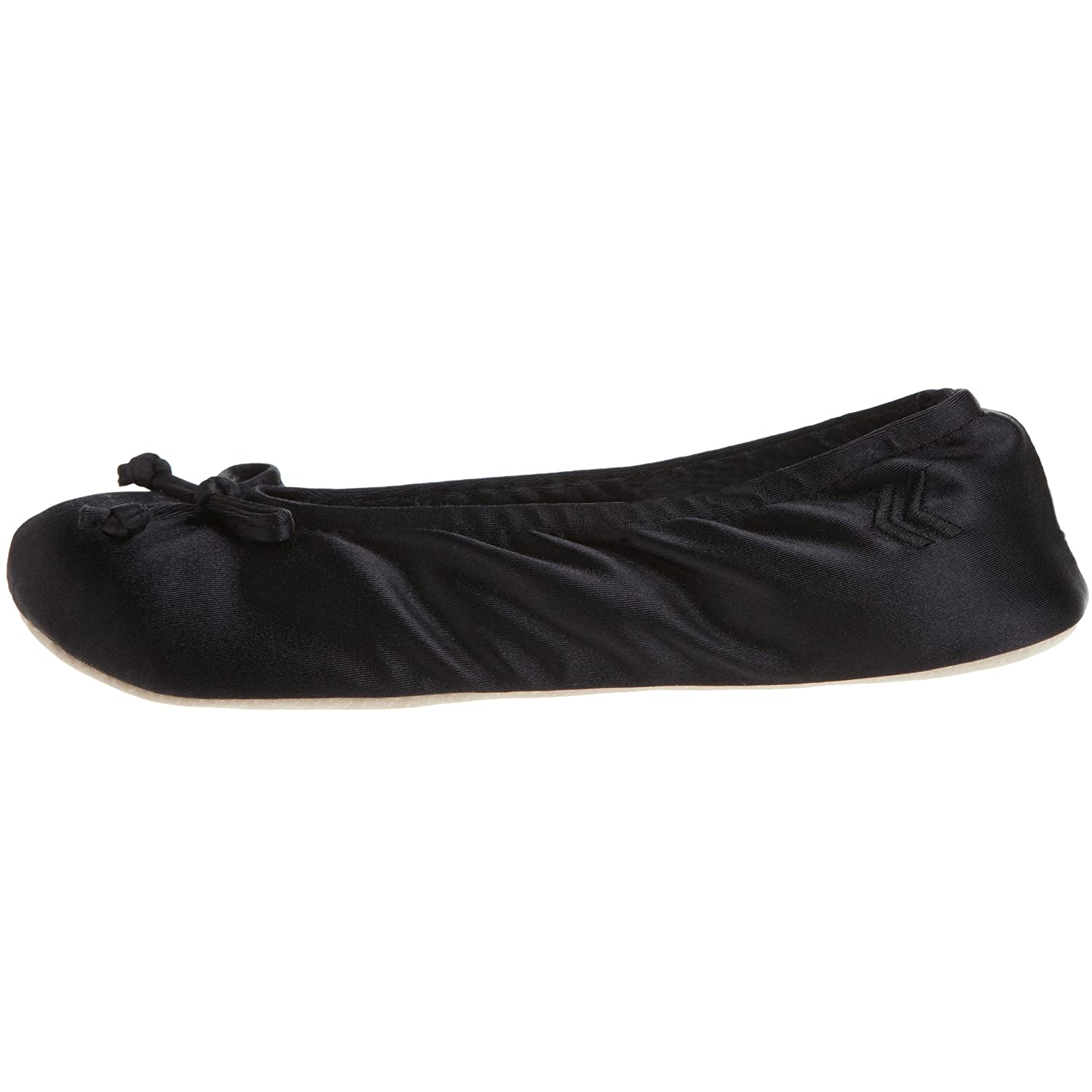 Deluxe Adult Costumes - Assassin's Creed Women's Black Isotoner Slipper