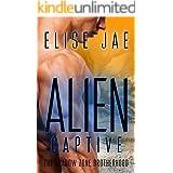 Alien Captive: A Reverse Harem Alien Romance (The Shadow Zone Brotherhood Book 4)