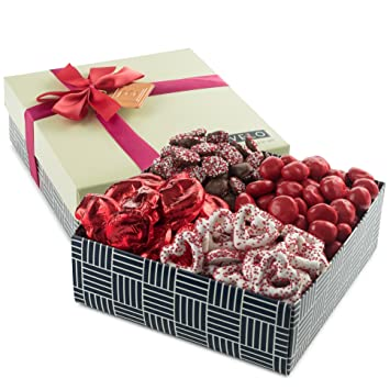 Amazon Com Mothers Day Assorted Gourmet Candies With Nonpareils