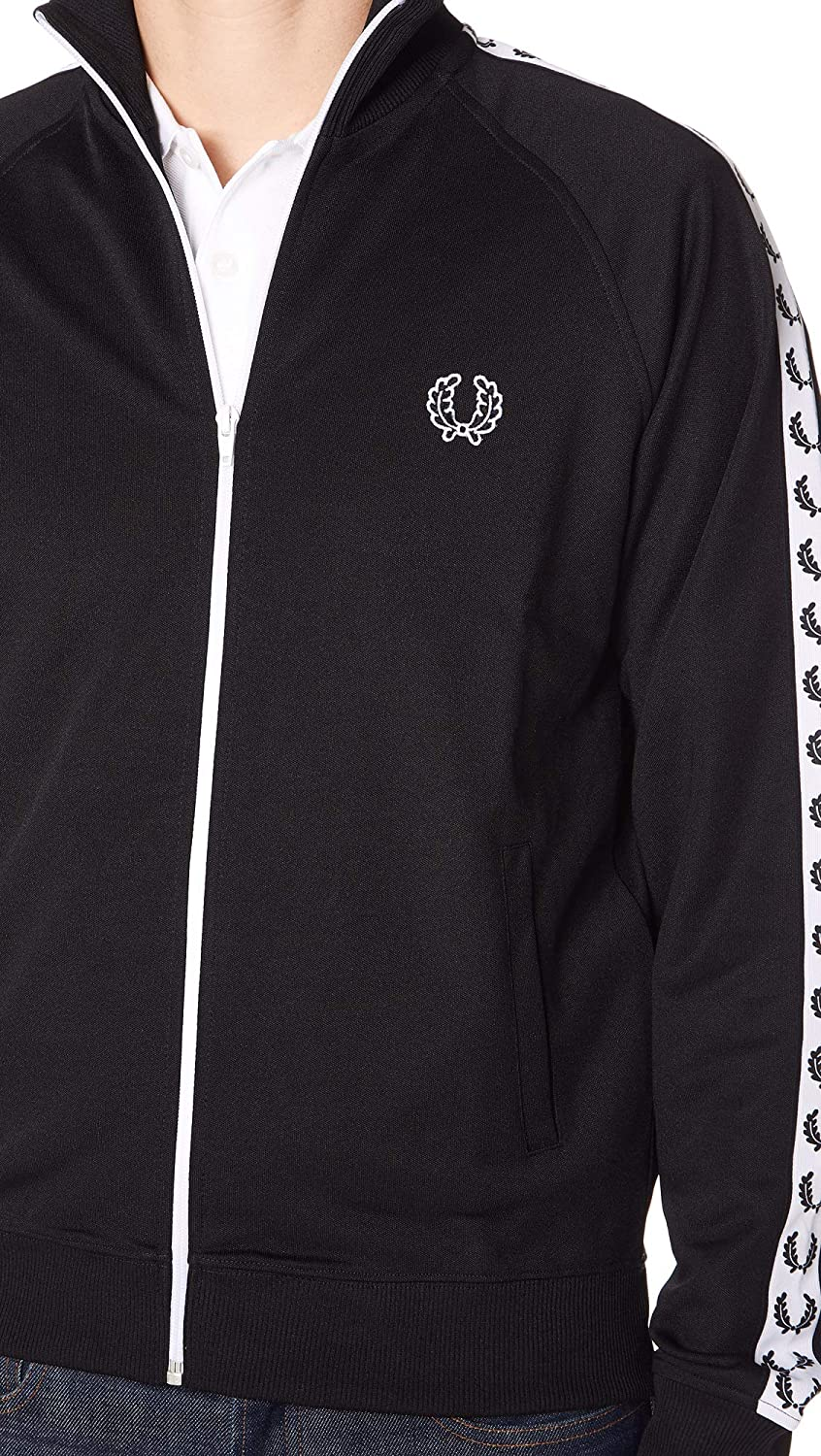Veste Sport Fred Perry Kids Taped Track Jacket