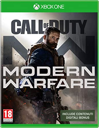 Call of Duty: Modern Warfare - Amazon Edition - Xbox One ...