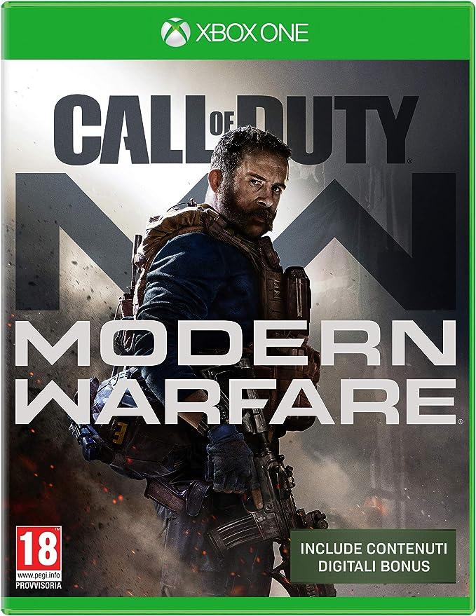 Call of Duty: Modern Warfare - Amazon Edition - Xbox One ...