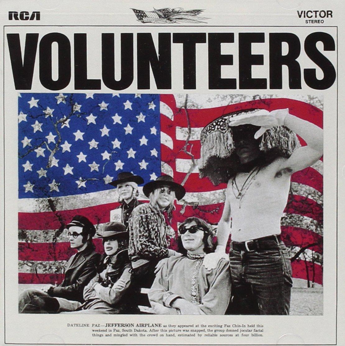 CD : Jefferson Airplane - Volunteers (CD)