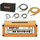 Orange Crush Pro CR120H Guitar Amplifier Head 120watt Amp with Bundle
