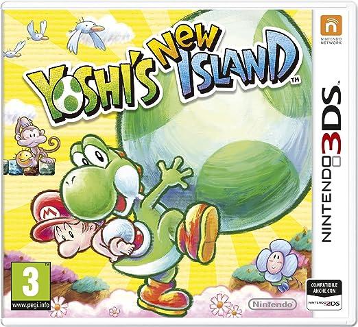 36 opinioni per 3DS Yoshi's New Island