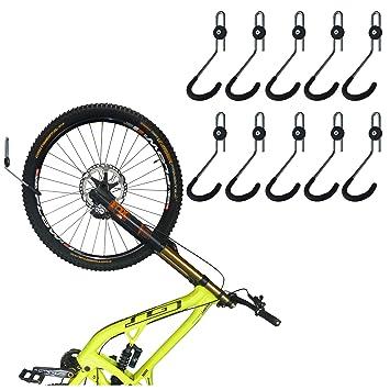 39f217924 GearHooks Gancho de Pared para Bicicleta