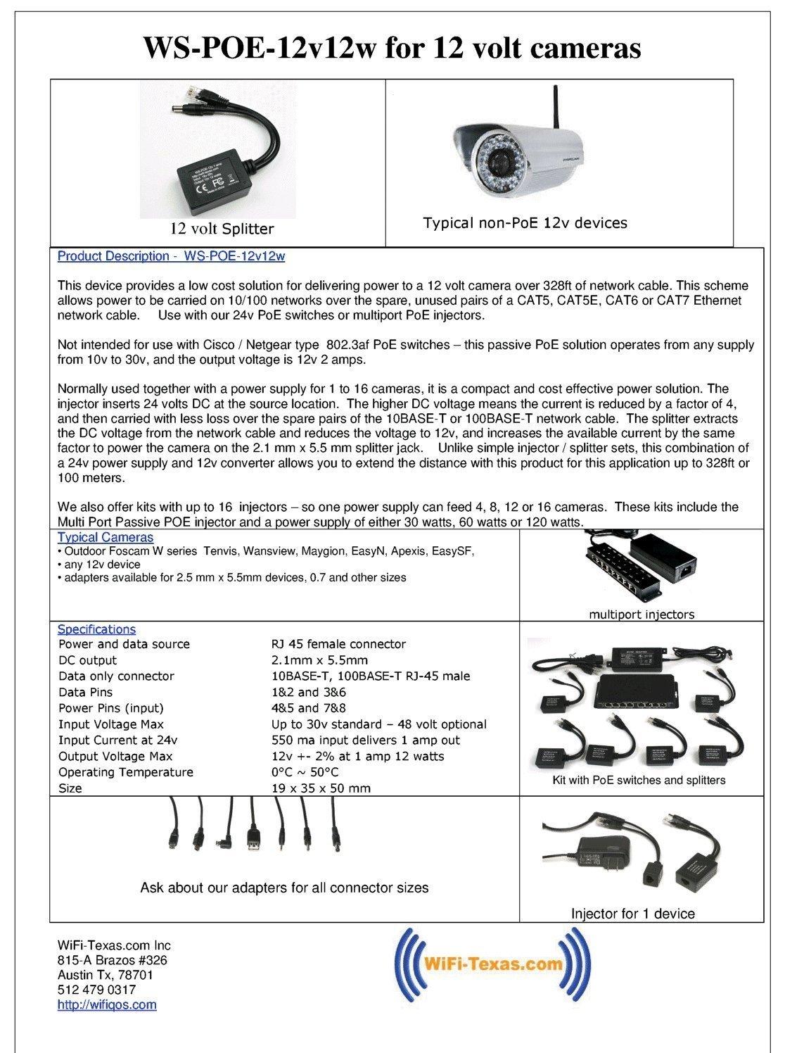 Fantastic Poe Wiring Rj45 Ideas - The Wire - magnox.info