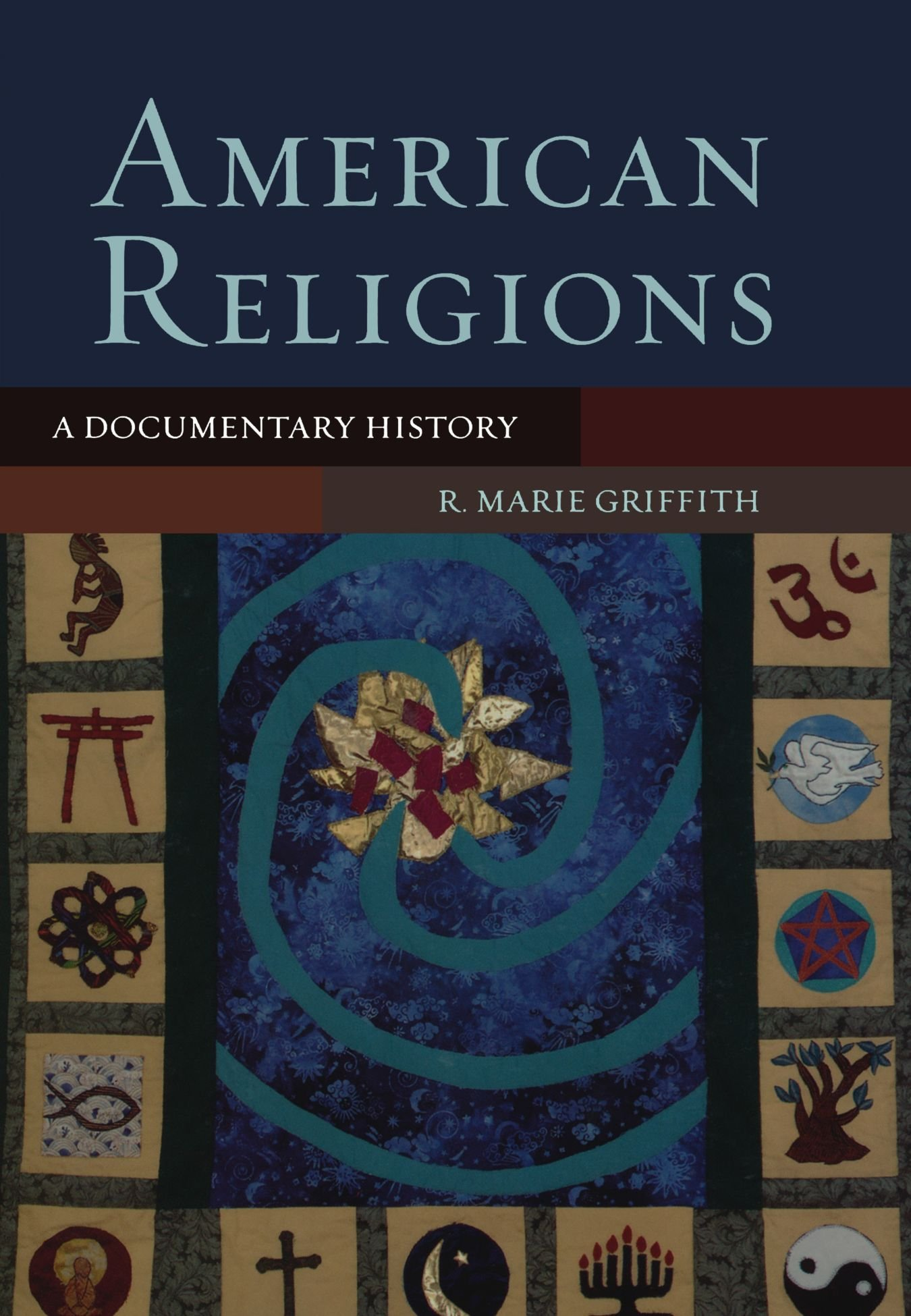 American Religions: A Documentary History by Oxford University Press