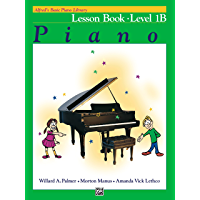 Alfred's Basic Piano Library - Lesson 1B: Learn How to Play Piano with This Esteemed Method book cover