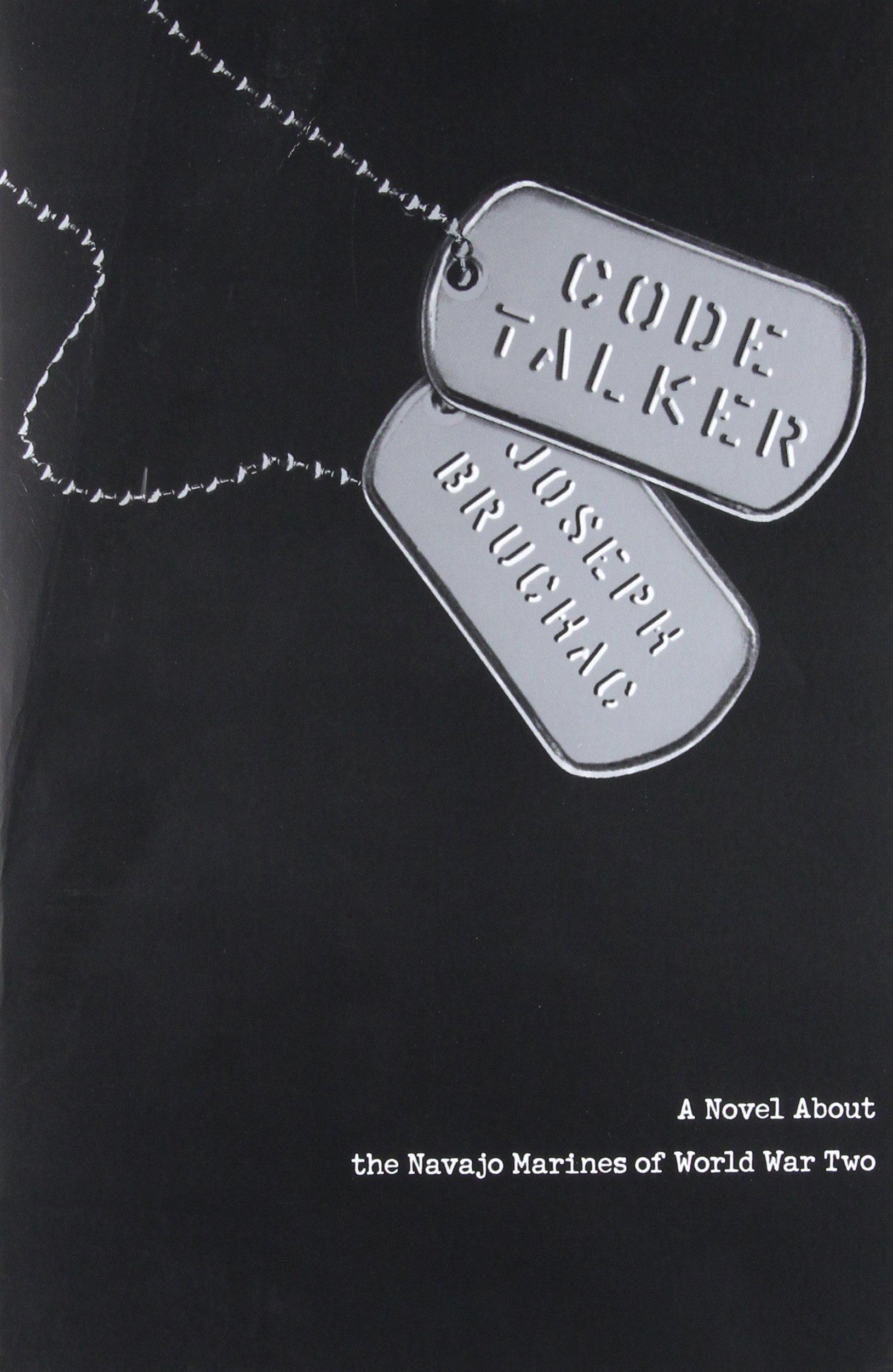 Code Talker Novel Navajo Marines product image