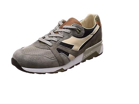 Diadora Heritage, Uomo, N9000 H ITA, PelleNylon, Sneakers