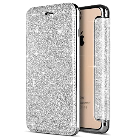 custodia iphone 7 argento