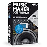MAGIX Music Maker 2013 Premium (Jubiläumsaktion inkl. Music Studio)