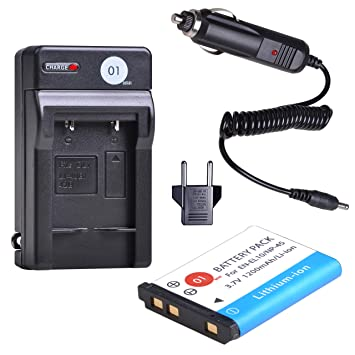 Amazon.com: dot-01 marca 1200 mAh batería de repuesto y ...