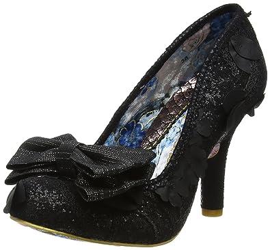 Irregular Choice Mal E Bow Multi - Chaussures Escarpins Femme