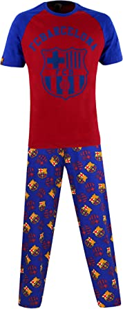 Barcelona FC - Pijama para Hombre - Barcelona Football Club