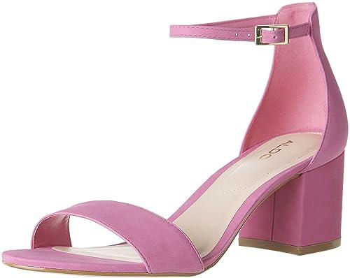 75e24a4b28d Aldo Women s VILLAROSA Heeled Sandal  Amazon.ca  Shoes   Handbags
