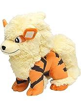 Pokemon Center Original (8-Inch) Poke Plush Stuffed Toy Arcanine (Windie)