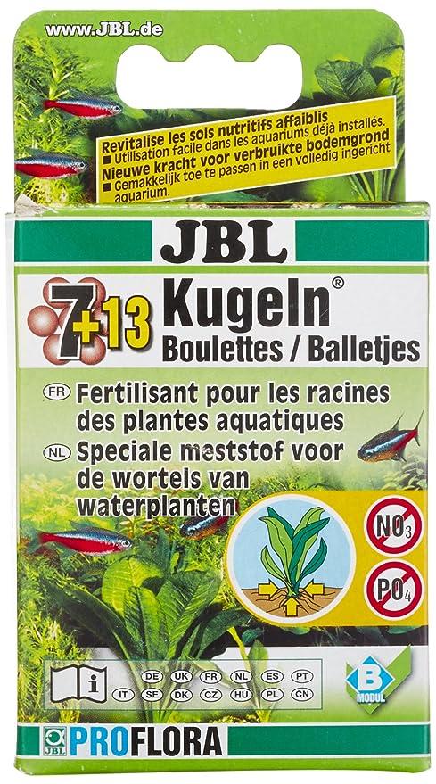 JBL The 7 + 13 - Bolas para Plantas de Acuario
