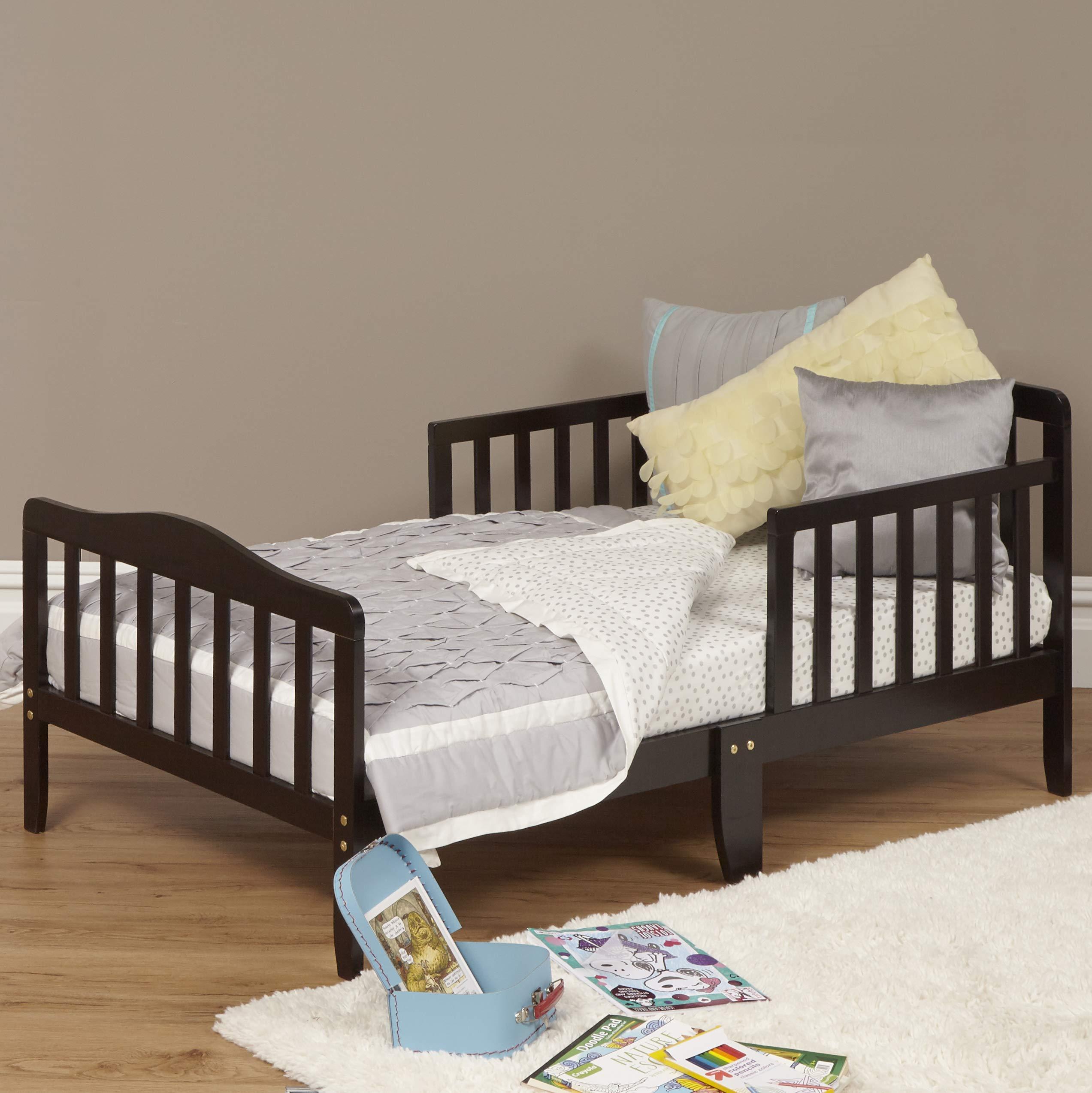 Suite Bebe Blaire Toddler Bed Espresso by Suite Bebe