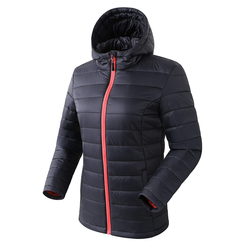 Beads Jacket campera pluma mujer Solid Color abrigos y