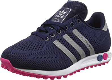 Adidas La Trainer Em, Zapatillas para Mujer, Azul (Collegiate Navy ...