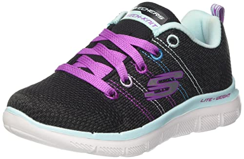 Sneakers Estate blu navy per bambina Skechers Appeal