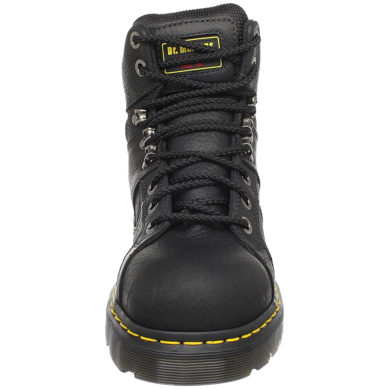 b643b9d6459de Amazon.com | Dr. Martens Ironbridge Safety Toe Boot | Industrial &  Construction Boots